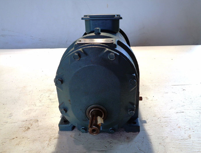 DODGE GEARBOX 56SG16A W/ RELIANCE ELECTRIC MOTOR P56H3884R