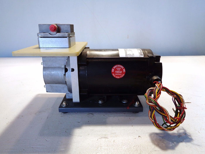 AIR DIMENSIONS DIA-VAC PUMP, MODEL#: R121-FF-RA1-L