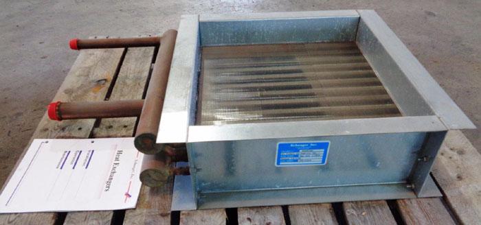 XCHANGER INC. HEAT EXCHANGER REPLACEMENT COIL CORE C-175-8, PART#: 41302