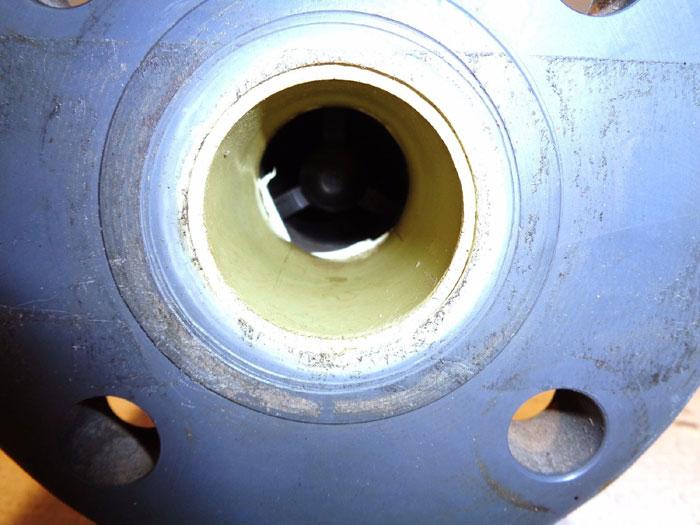 MARCH MFG. PHASE MAGNETIC DRIVE PUMP MODEL#: TE-7R-MD, W/ MARATHON MOTOR