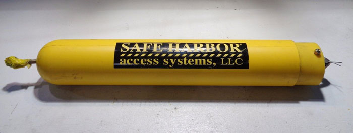 LOT OF (4) SAFE HARBOR ACCESS SYSTEMS TELESCOPING GANGWAY SPRING KIT