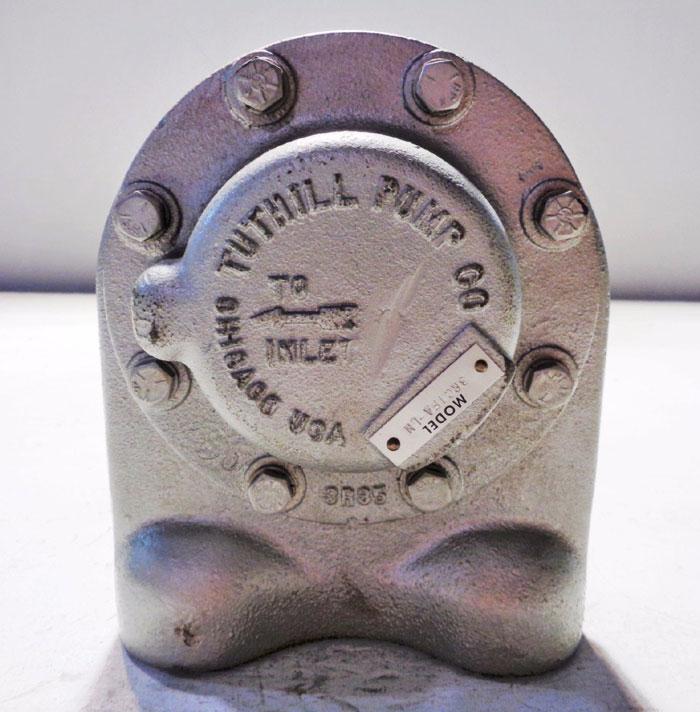 TUTHILL PUMP CO. CIRCULATION LUBRICATION PUMP 3RC1FA-LH