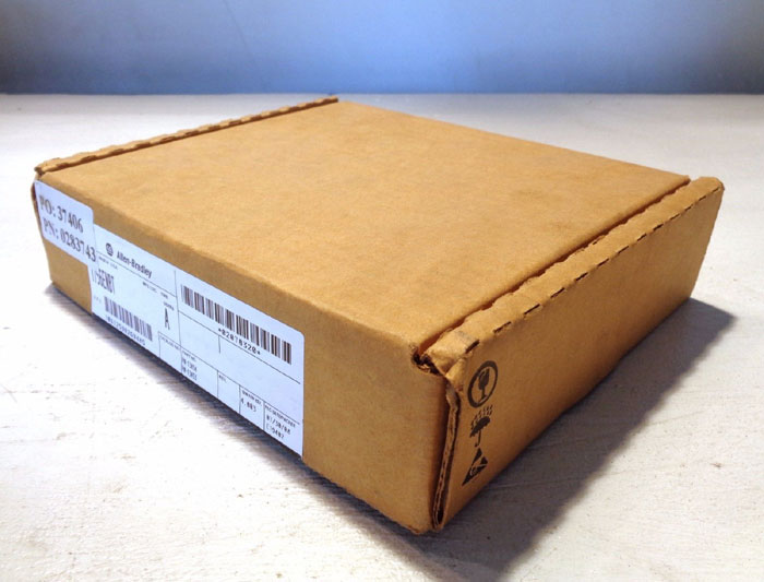 ALLEN BRADLEY ETHERNET IP COMMUNICATION BRIDGE MODULE, #1756ENBT, FACTORY SEALED