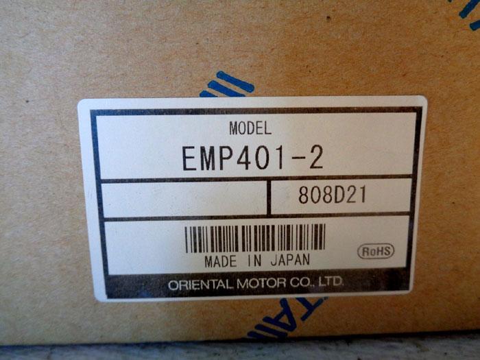ORIENTAL MOTOR VEXTA CONTROLLER, MODEL#: EMP401