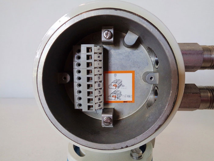 "ABB MINI-MAG 1/2"" MAGNETIC FLOWMETER, #10D1475YN02PL29AC11C1414E1"