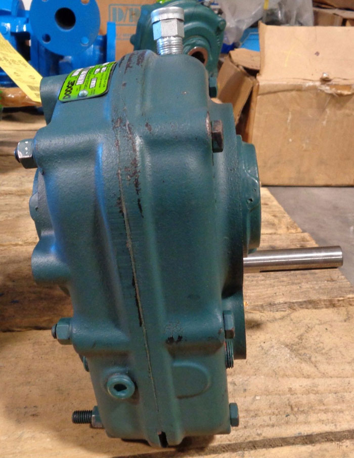 DODGE SPEED REDUCER GEAR BOX TORQUE ARM - SIZE TXT125AS, PART# 241074 KP 36