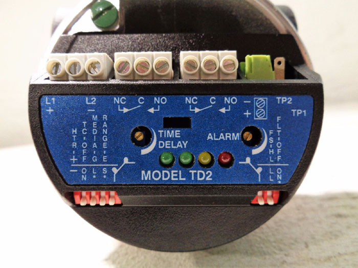 Magnetrol Td2 Thermatel Thermal Dispersion Flow Level Interface Switch