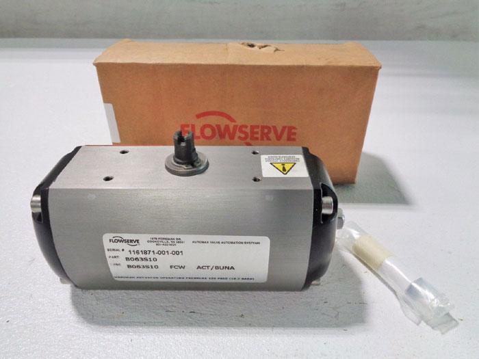 FLOWSERVE AUTOMAX ACTUATOR B063S10