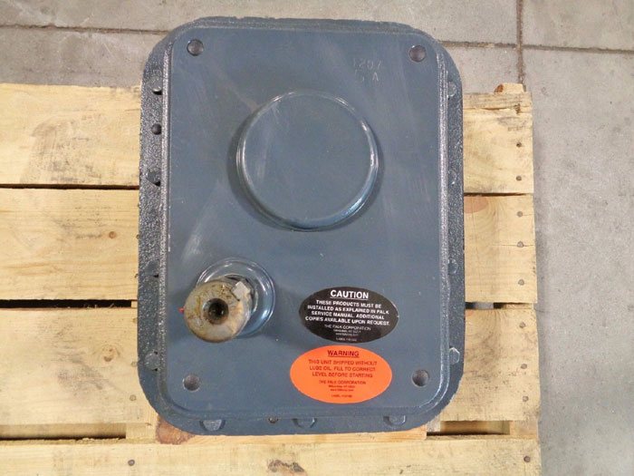 FALK QUADRIVE SHAFT MOUNTED GEAR DRIVE 5203 J05 A