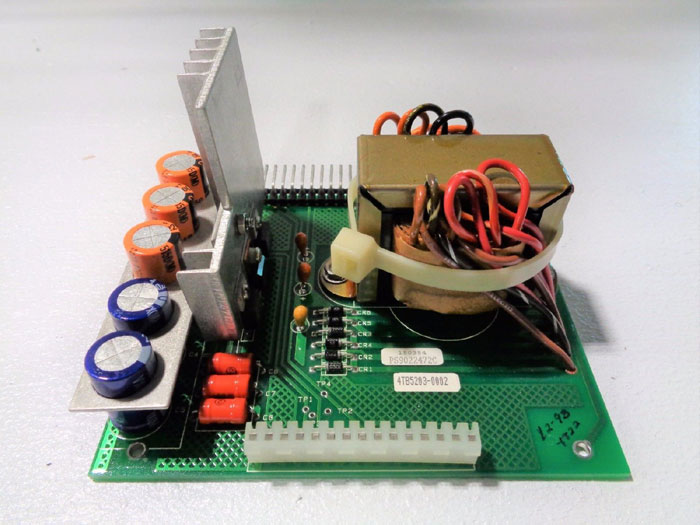 TBI POWER SUPPLY BOARD 5203-0002