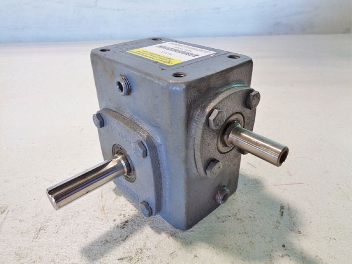 BOSTON GEAR SPEED REDUCER 713-10-G
