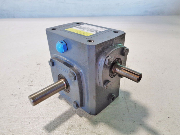 BOSTON 713-20-G GEAR SPEED REDUCER, 0.52 HP, Ratio 20:1
