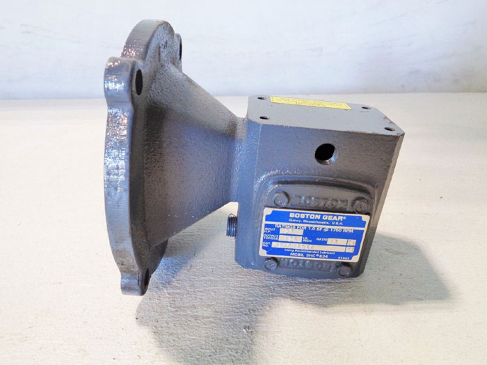BOSTON GEAR SPEED REDUCER F71015B5G