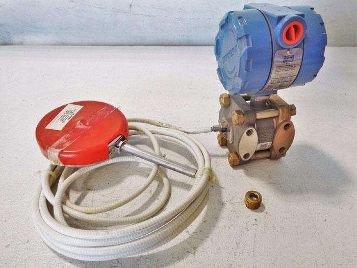 ROSEMOUNT 1151 SMART ALPHALINE PRESSURE TRANSMITTER 1151GP7S22S1I5