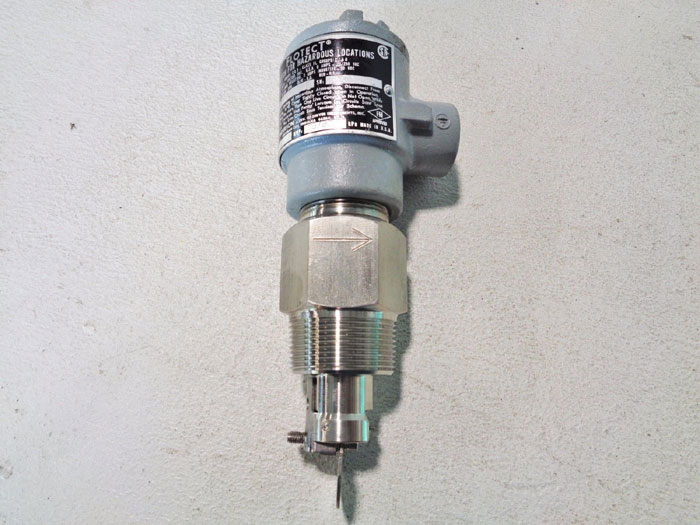 W.E. ANDERSON FLOTECT FLOW SWITCH V4-SS-2-G
