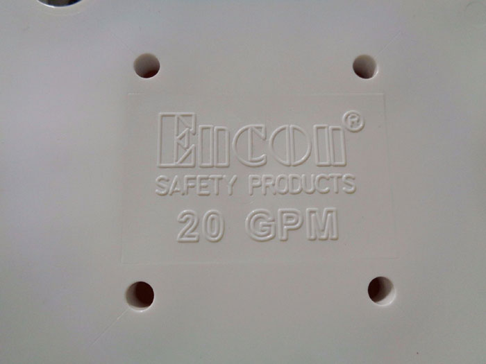 LOT OF (5) ENCON SAFETY PRODUCTS SHOWER HEAD 01054005