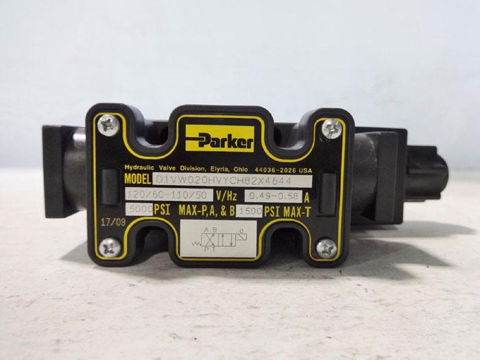 PARKER DIRECTIONAL CONTROL VALVE D1VW020HVYCH82X4644