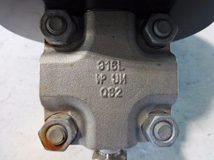 WIKA 4500 PSI DIFFERENTIAL PRESSURE GAUGE 733.25