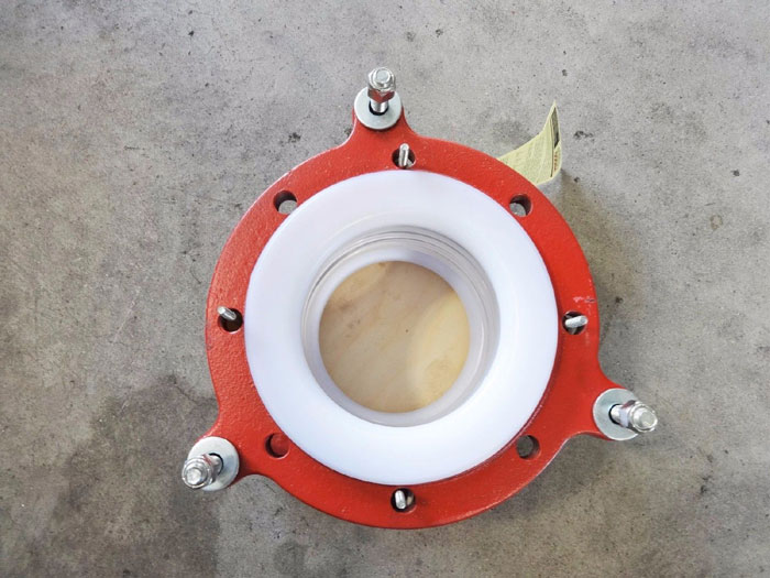 """PROCO PRODUCTS 6"""" TEFLON EXPANSION JOINT 5-CONVOLUTE"""