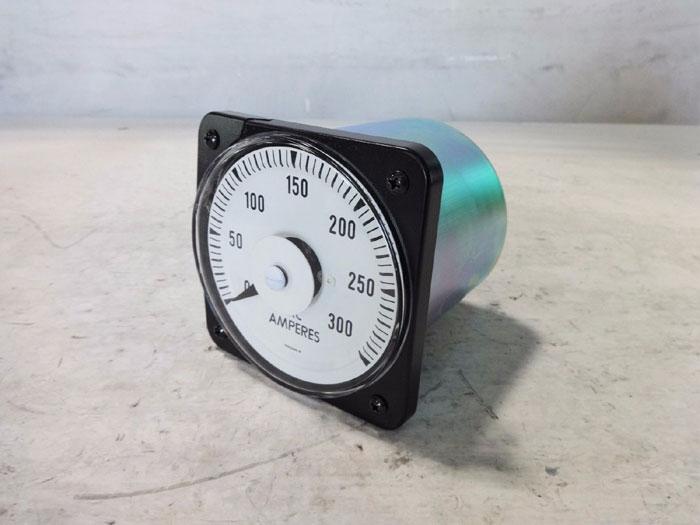YOKOGAWA 0-300 AC AMMETER 103131LS-RX7