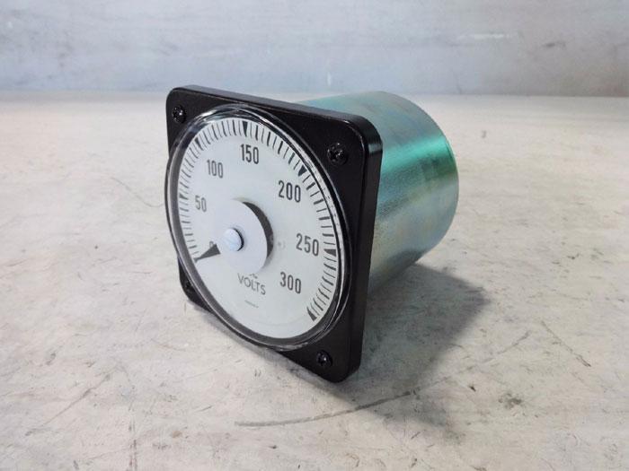 YOKOGAWA 0-300 AC AMMETER 103021RX-RX7