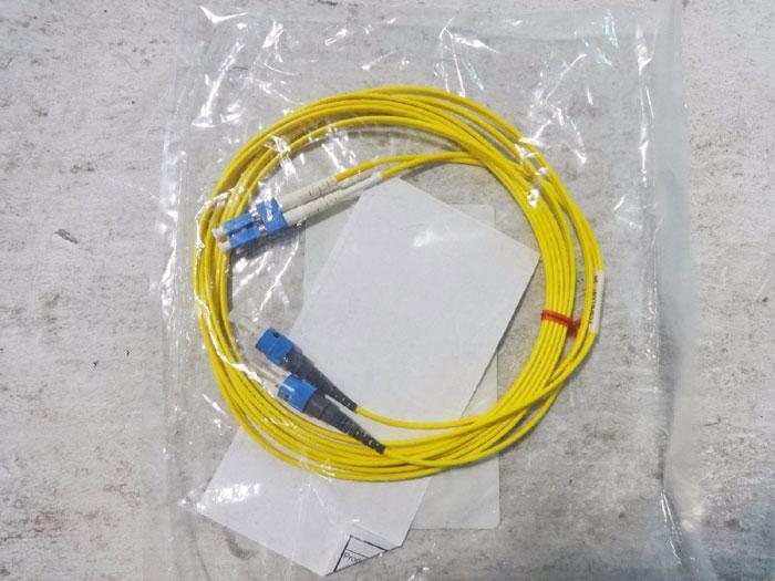 LOT OF (15) SEL CORNING BLACKBOX FIBER OPTIC, D-SUB & COAXIAL CABLES