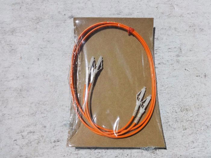LOT OF (27) BERK-TEK SEL FIBER OPTIC CABLES C808Z, C807Z, F2CLCLCMM, F2CLCLSTMM