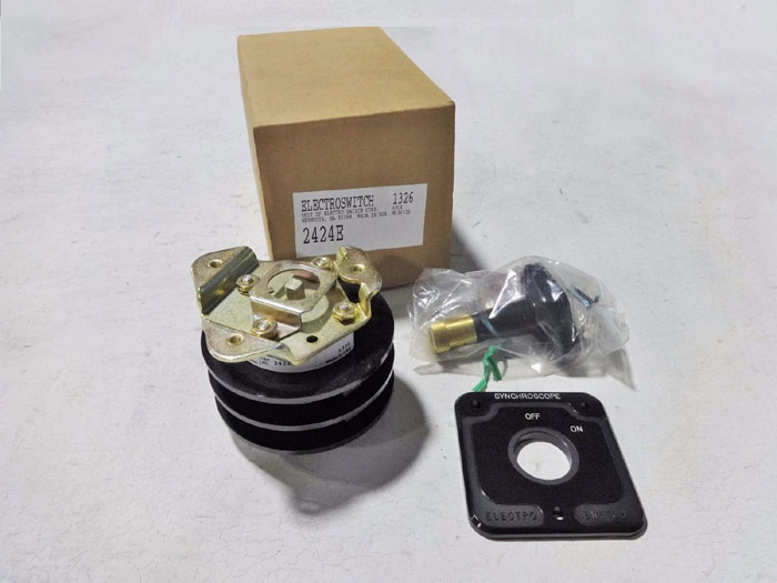 ELECTROSWITCH SERIES 24 ROTARY SNAP SWITCH 2424E