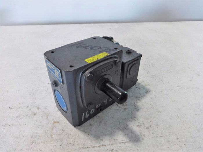 BOSTON 700 SERIES SPEED REDUCER FWA7182000BHG