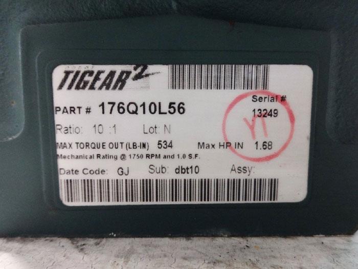 DODGE TIGEAR 2 GEAR REDUCER 176Q10L56