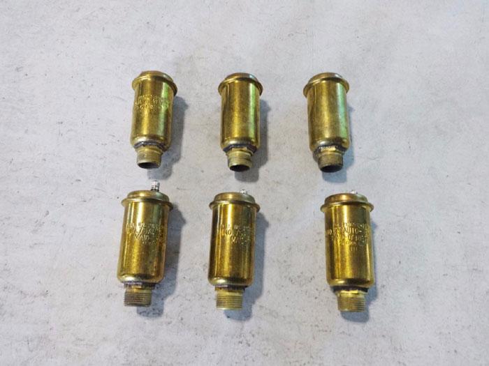 LOT OF (6) MAID-O-MIST AUTO VENT AIR ELIMINATOR 2106512-2276136