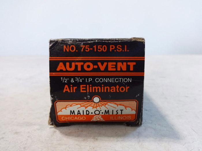 LOT OF (6) MAID-O-MIST AUTO VENT AIR ELIMINATOR 2106512-2276136