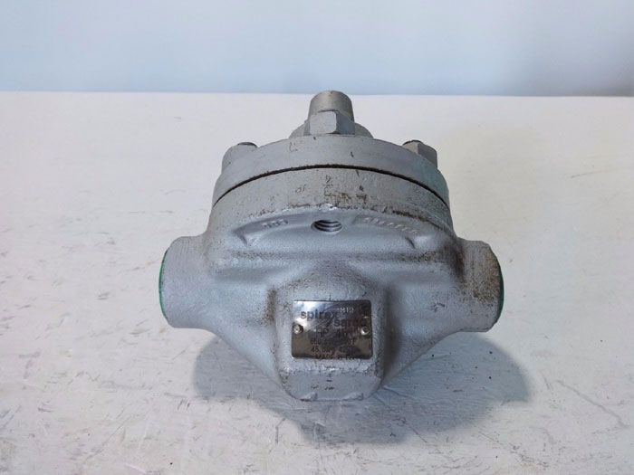 "SPIRAX SARCO 1"" BIMETALLIC STEAM TRAP HP 45"