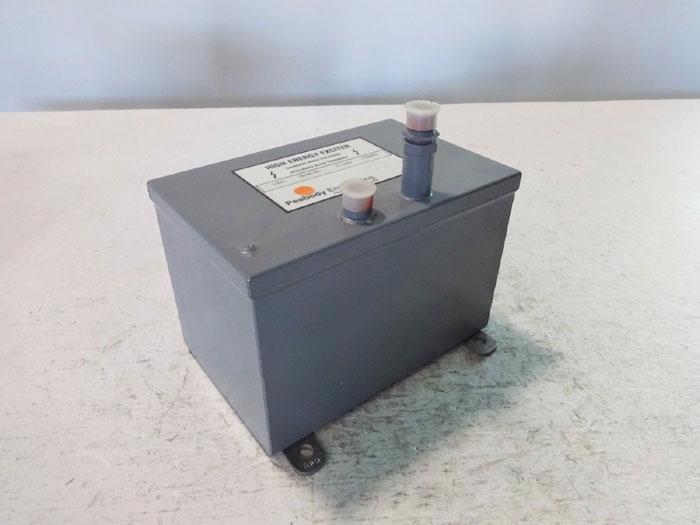 PEABODY ENGINEERING HIGH ENERGY EXCITER C82595