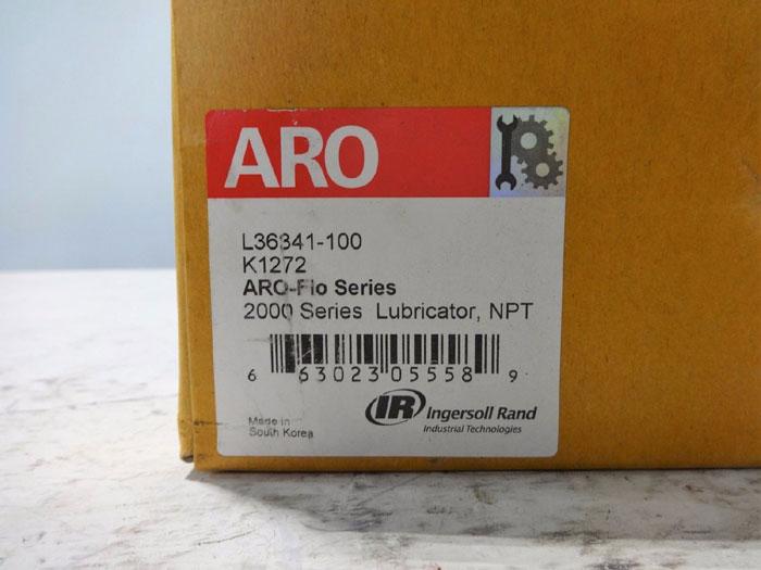 LOT OF (3) INGERSOLL RAND ARO FLO 2000 SERIES LUBRICATOR L36341-100