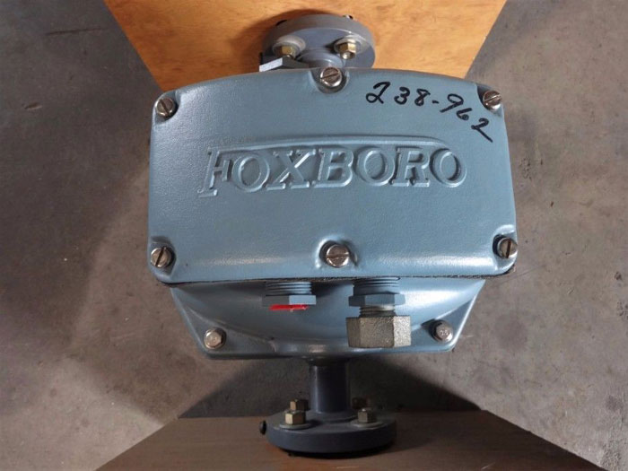 """FOXBORO M/2800 SERIES 1"""" 150# 316SS MAGNETIC FLANGED FLOWTUBE, TEFLON LINED"""