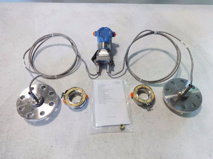 ROSEMOUNT 3051 PRESSURE TRANSMITTER 3051CD2A22A1AS2K5L4
