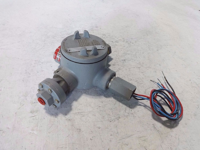 STATIC O RING DIFFERENTIAL PRESSURE SWITCH 24TA-K45-N4-B1A