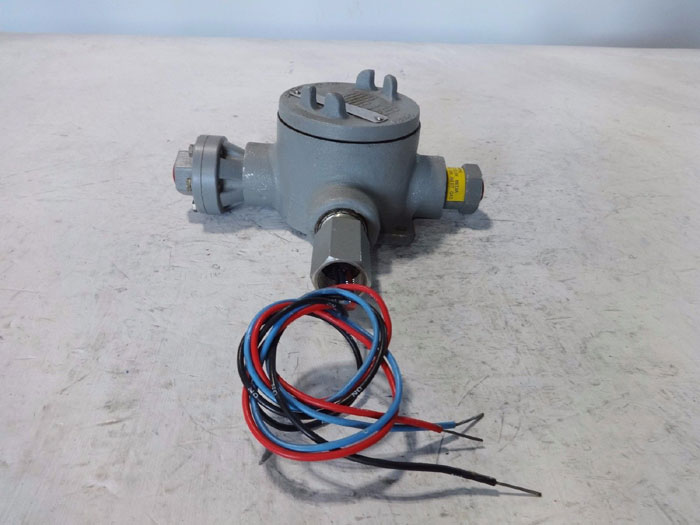 STATIC O RING DIFFERENTIAL PRESSURE SWITCH 24TA-K45-N4-B1A