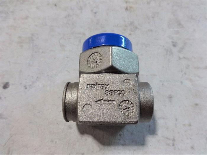 "SPIRAX SARCO 3/8"" THERMO DYNAMIC STEAM TRAP TD52"