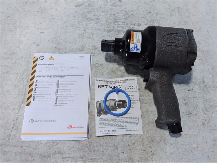"INGERSOLL RAND 1"" DRIVE AIR IMPACT WRENCH 2171P"