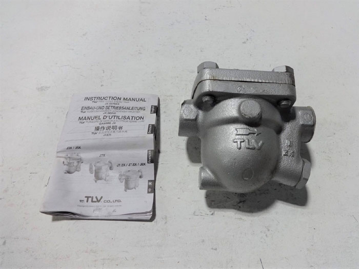 "TLV 1"" FREE FLOAT STEAM TRAP J5X-21"