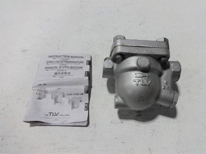 """TLV 1"""" FREE FLOAT STEAM TRAP J5X-21"""