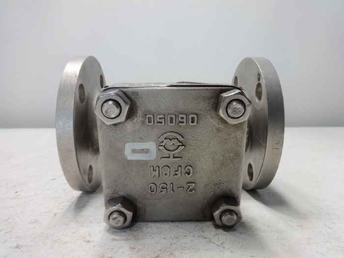 "WALWORTH 2"" 150# CF8M SWING CHECK VALVE"