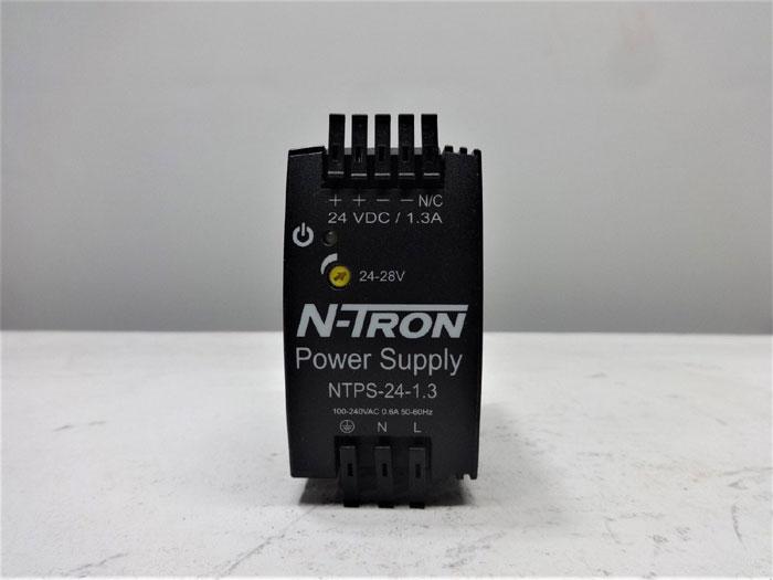 LOT OF (2) N-TRON POWER SUPPLY NTPS-24-1.3