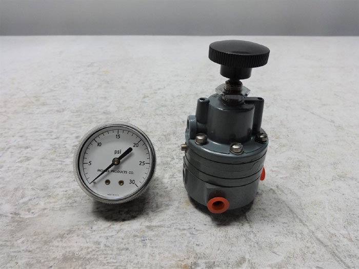 MOORE NULLMATIC PRESSURE REGULATOR 41-15
