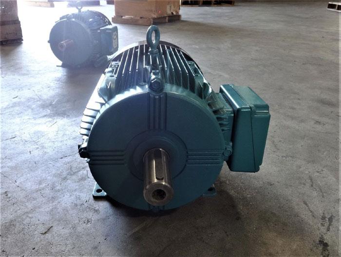 INVENSYS BROOK CROMPTON 7.50 HP AC MOTOR 5927210WA-00