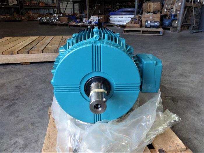 INVENSYS BROOK CROMPTON 25 HP AC MOTOR 2827214WH-00
