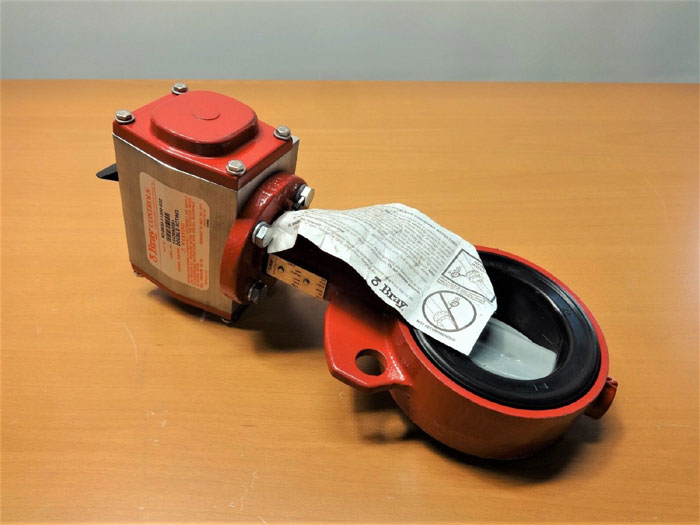 "BRAY 3"" SERIES 30 DOUBLE ACTING ACTUATED BUTTERFLY VALVE 91-0630-11300-532"