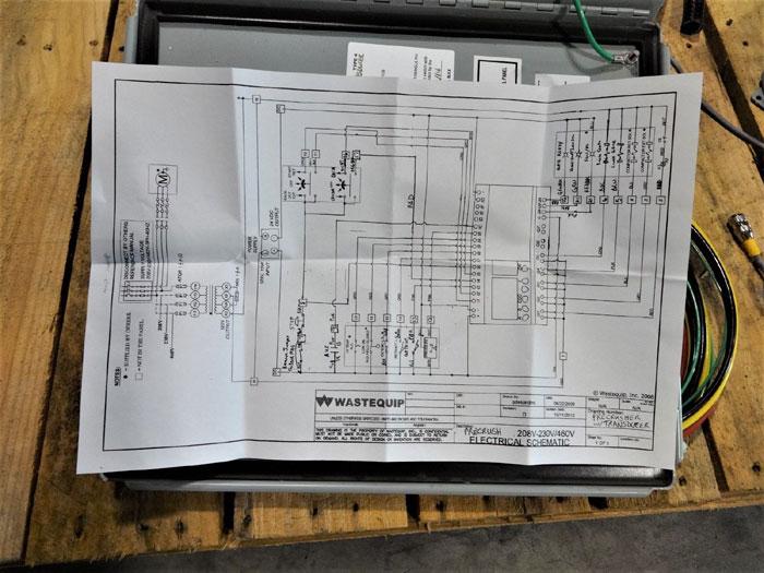 Wastequip Compactors Wiring Diagram on